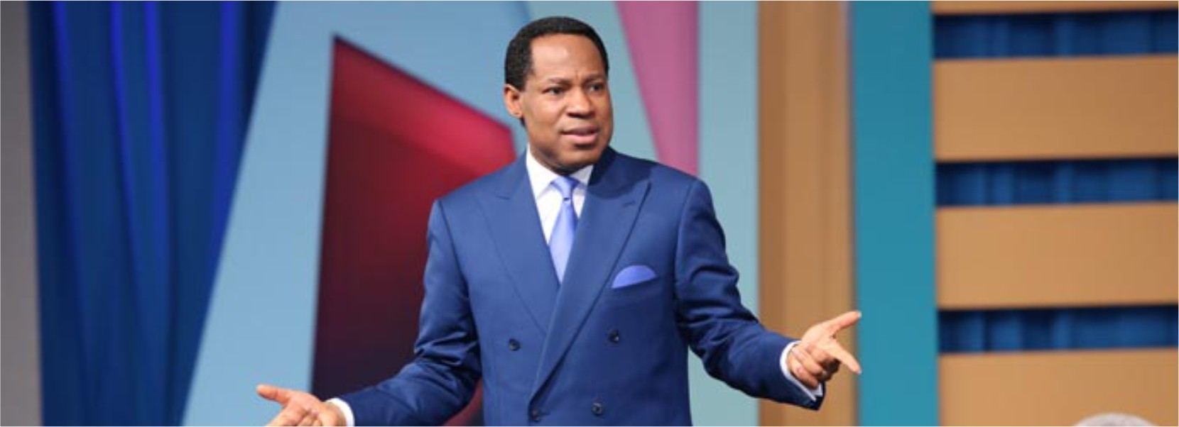 Higher Life Conference with Pastor Chris