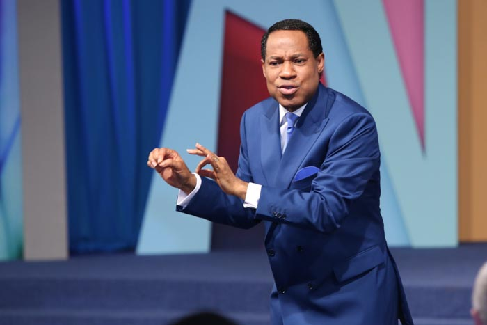 Pastor Chris Communion Service