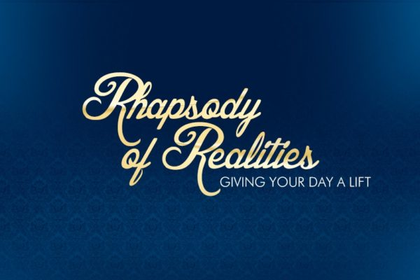 Everyday With Rhapsody of Realities