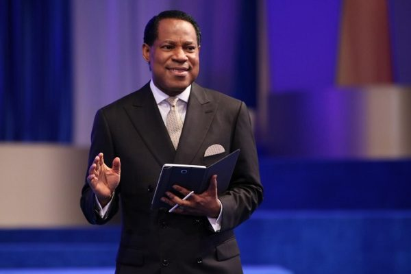 Partnership with Christ Embassy Pastor Chris